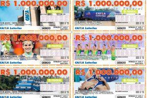 loteria federal bilhetes como funciona